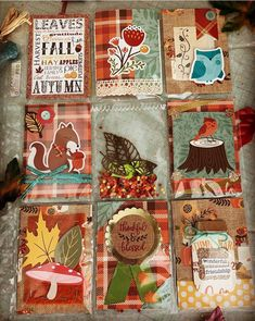 52 Reasons, Friends Family, Autumn Leaves, Blessed, Thankful, Gift Wrapping, Apple, Fall, Gifts