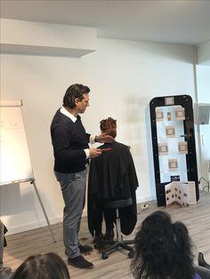 Marcus Curth  Trends in Cut & Color heute für Hair Haus - Mit Leidenschaft. Für Friseure - in der Akademie in Berlin. Tolle Veranstaltung mit motiviertem Team und engagierten Teilnehmern. Wir sagen DANKE für Euer Vertrauen und die gute Zusammenarbeit 😄👍🏼