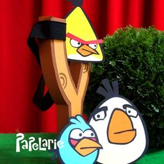 Angry Birds Birthday Party Ideas | Photo 10 of 17 | Catch My Party