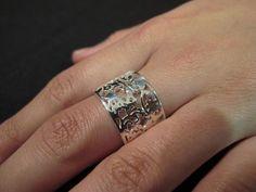 a99e63865b Filigree Ring, Karen Walker, Jewelry Shop, Rings For Men, Men Rings