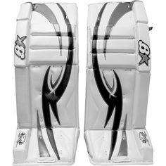 Brians Zero G Goalie Leg Pads @ http://goalie.totalhockey.com/product/Zero_G_Goalie_Leg_Pads/itm/5855-41/?mtx_id=0  $1389.99
