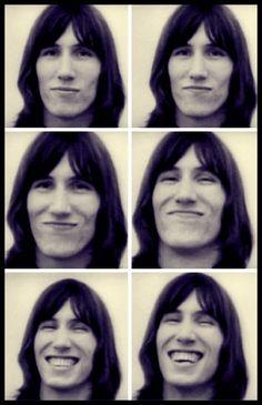 Roger Waters just look at those cheek bones tho