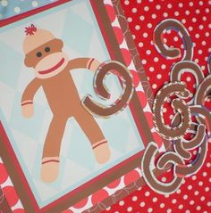 Sock Monkey Party Ideas: pin the tail on the monkey