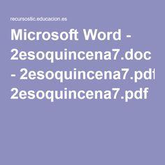 Microsoft Word - 2esoquincena7.doc - 2esoquincena7.pdf