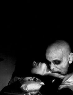 Nosferatu.  1922 silent classic, and hands down, the creepiest movie you will…