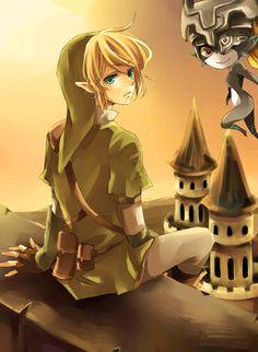 Twilight Hyrule castle