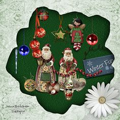 Fortnightly Download - Christmas Baubles