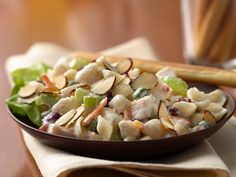 Turkey-Cranberry Bacon Ranch Pasta Salad