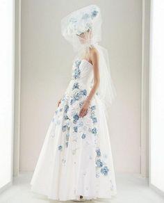 Diesel - The Denim Wedding Dress