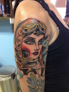 Sick tattoo. #tattoo #tattoos #ink
