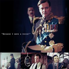 """Colin Firth as King George VI in """"The King's Speech"""" movie (2010)"""