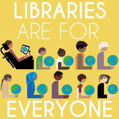 Libraries Are For Everyone: An Epic Correction | Hafuboti