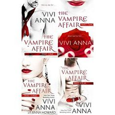 NY Times and USA Today Bestselling Author  For the first time, all four books in one collection. Four volumes of a sexy vampire named Jonathan Devane and Makayla Bradley, the woman who wants to tame him...