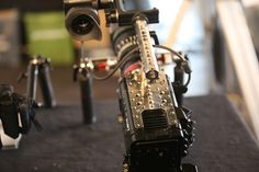 Sony F55 Top Plate and Handle by Element Technica.