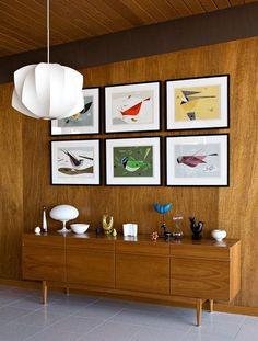 Lilipop - Enfilades buffets scandinaves Architect: Corlette & Spackman
