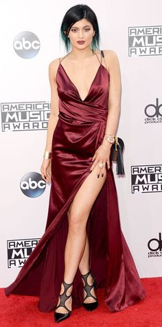 The Best Looks from the 2014 American Music Awards - Kylie Jenner from #InStyle