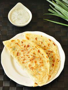 Afghanische Küche Brot Mehl
