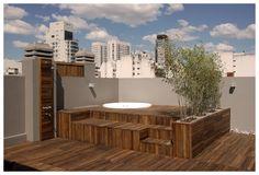 Terraza en Palermo Outdoor Furniture Sets, Outdoor Decor, Palermo, Exterior, Home Decor, Terrace, Decoration Home, Room Decor, Outdoor Rooms
