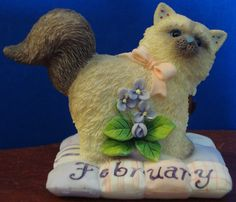 Cat of the Month Series-February.