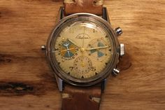 Vintage Abercrombie and Fitch Chrono.