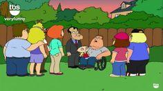 How Joe Became Paralyzed | Family Guy | TBS