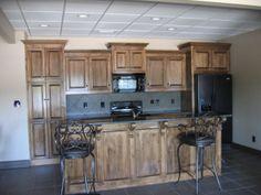 basement kitchens | Call Scott for a FREE Estimate (828) 728-5102