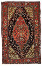 Antique carpets and exclusive contemporary carpets - CarpetVista Collectible