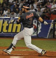 Josh Kroeger Leones Del Caracas