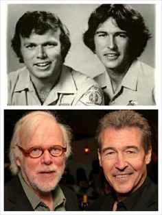 "TV Show: Emergency Kevin Tighe & Randolph (Randy) Mantooth ""Roy &… 40 Years Ago Today, Kevin Tighe, Randolph Mantooth, 70s Tv Shows, Celebrities Then And Now, Vintage Tv, Vintage Stuff, Tv Land, Classic Tv"