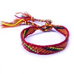 #Bracelet Brésilien porte-bonheur, LE bracelet #ethnique de l'été !