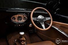 Хот-род на базе Ford Roadster Phantom 1932