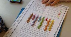 Diese Mathestunde hat wirklich allen Schülern Spaß gemacht. Vor allem, weil sie die Smarties nach dem Erstellen ihres Balkendiagramms ...