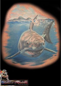 I need a shark tattoo
