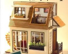 doll houses diy - Google Search