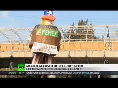 'Sell Off' or Good Deal? Mexico opens oil to outsiders - YouTube