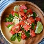 Thai Watermelon Salad
