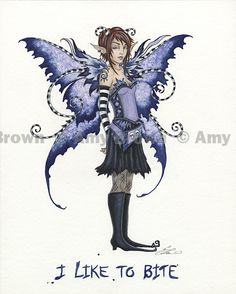Amy Brown: Fairy Art - The Official Gallery -