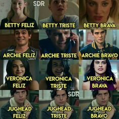 "They limited us by letting us have only 200 parts, but this does not stop …. Welcome to ""Memes of Riverdale uwu As the title says they are pure good momazos of Riverdale in Spain Updates every day! (Unless I forget) Memes Riverdale, Riverdale Netflix, Bughead Riverdale, Riverdale Funny, Little Bit, Pretty Little Liars, Riverdale Betty And Jughead, Riverdale Cole Sprouse, Riverdale Characters"