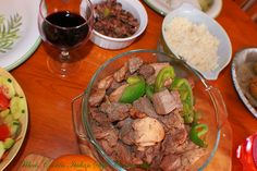 What's Cookin' Italian Style Cuisine: Deconstructed Ribeye and Chicken Kabob Recipe