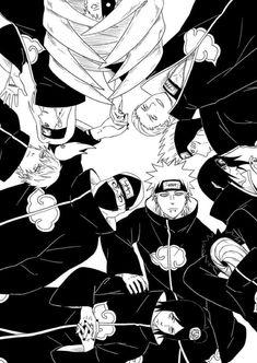 naruto wallpaper Read 3 from the story Imgenes Perronas! by Cries_ () with reads. Otaku Anime, Anime Naruto, Art Naruto, Naruto Drawings, Sasori And Deidara, Naruto Shippuden Sasuke, Naruto Kakashi, Boruto, Hidan And Kakuzu
