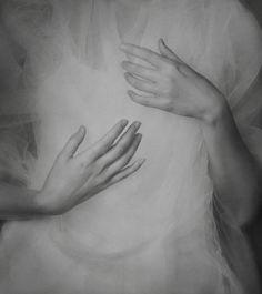 Portrait Sketches - Study of Hands - Alina Maiboroda