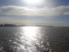 Río y sol... Celestial, Sunset, Beach, Water, Outdoor, Life, Gripe Water, Outdoors, The Beach