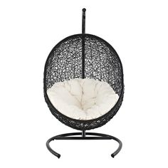 Encase Outdoor Patio Swing by ModWay Furniture. I would get a patio for this.