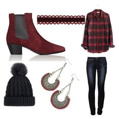 """Sans titre #412"" by stylesforstars on Polyvore featuring mode, Yves Saint Laurent, Levi's et Madewell"