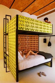 """Downtown Beds Hostel in Mexico City  """"We're seeing more and more travelers who can afford to stay at hotels, yet choose to stay at hostels for the social experience"""""""