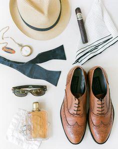 stylish groom accessories | KT Merry #wedding