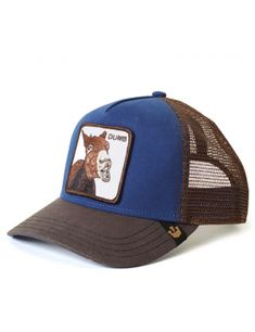 c16b1490b655a Goorin Bros. Dumbass Trucker cap - Royal