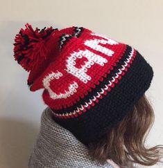 Canada Toque - A Free Crochet Pattern • Rich Textures Crochet
