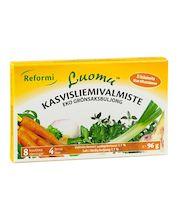 Luomu Kasvisliemikuutio, 1,7e , foodie.fi