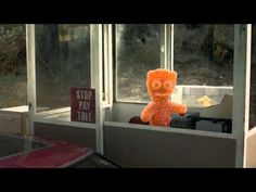 Sour Patch Kids. Great commercials too.